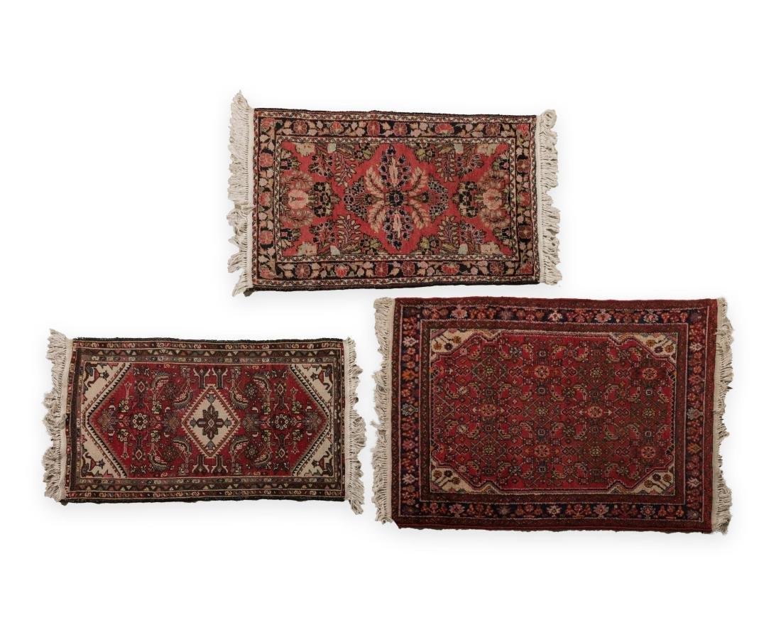 Three Oriental Mats