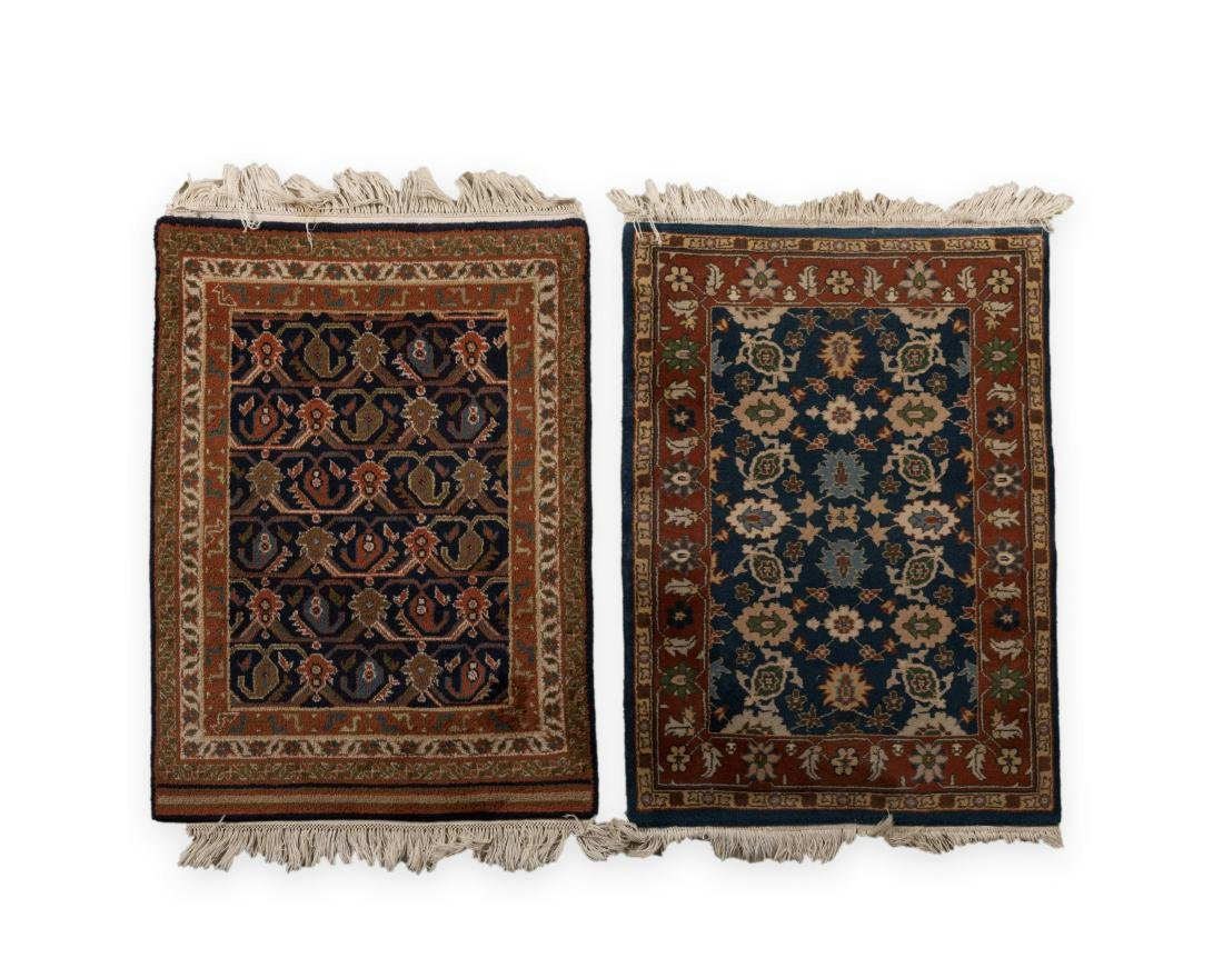 Two Oriental Mats