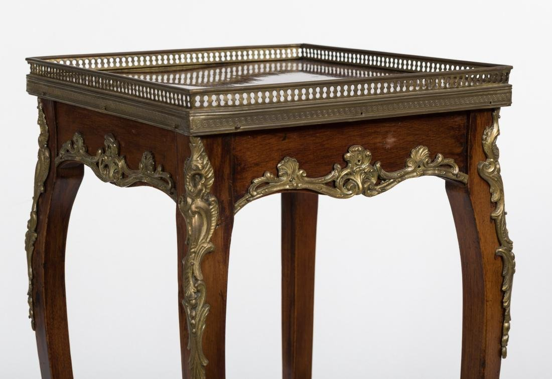 Louis XVI Style Lamp Table - 2