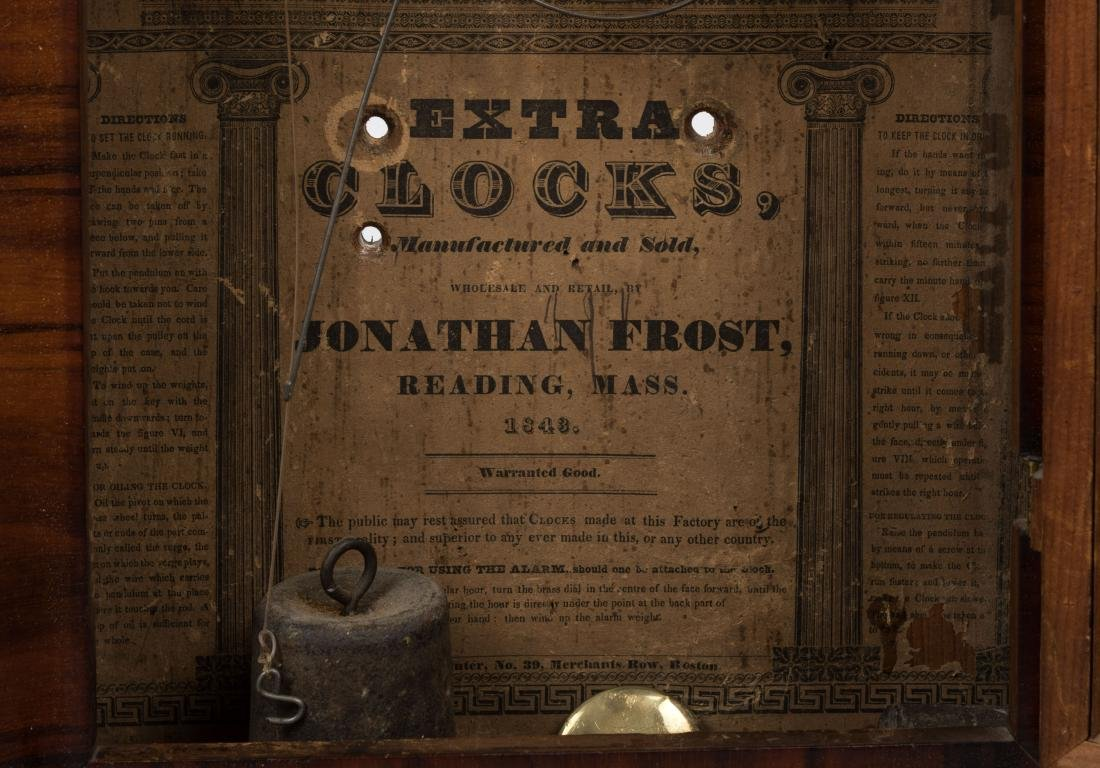 O.G. Mantle Clock - Jonathan Frost - 5