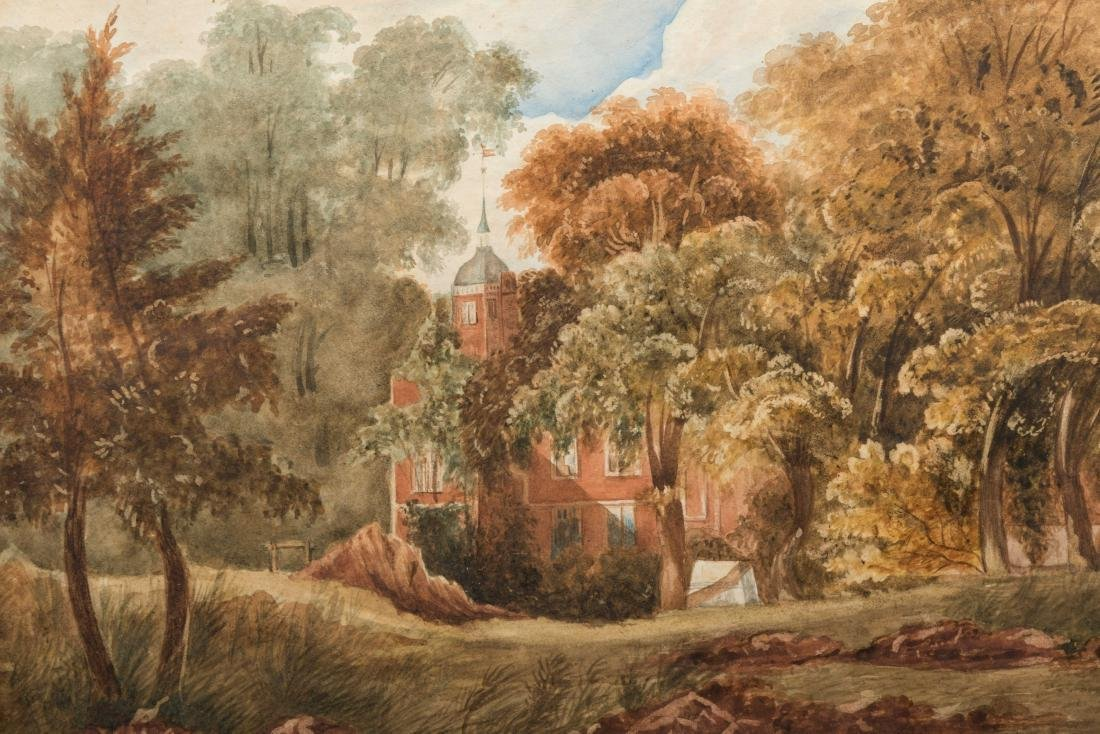 Three Framed Pieces Artwork - Hardin & Millspaugh - 2