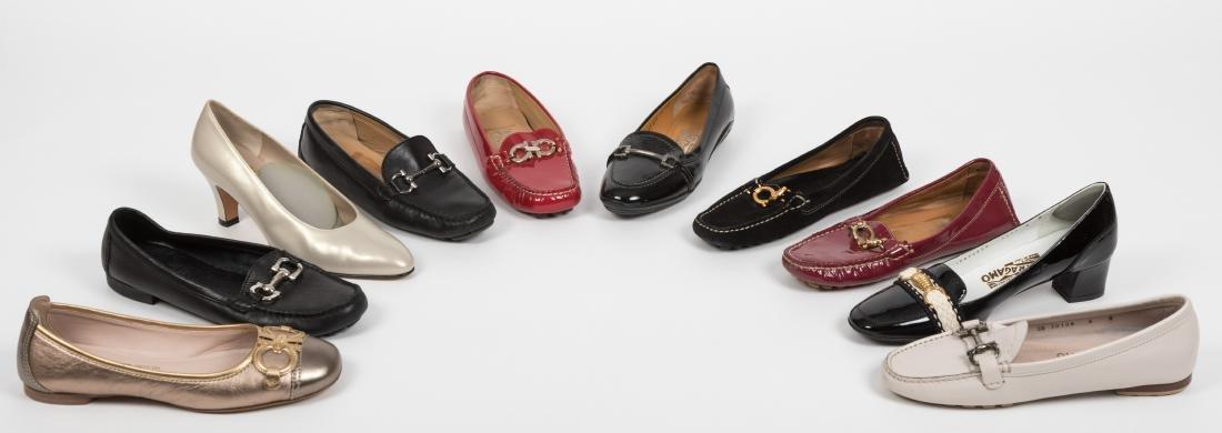 Salvatore Ferragamo - Ladies Shoes - Size 6