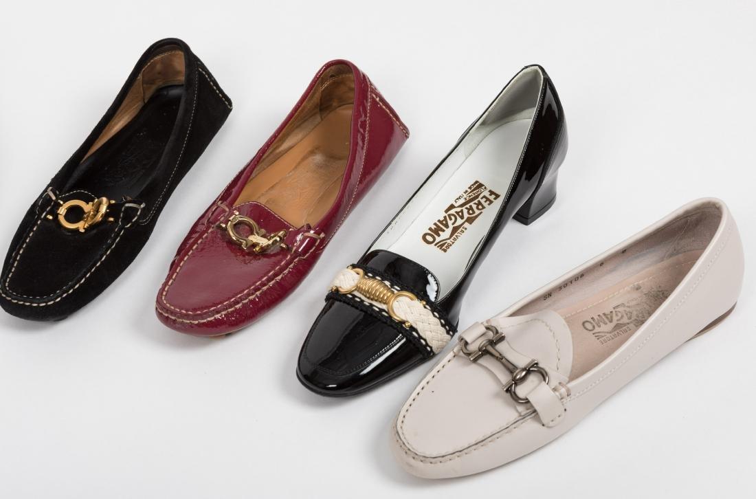 Salvatore Ferragamo - Ladies Shoes - Size 6 - 2