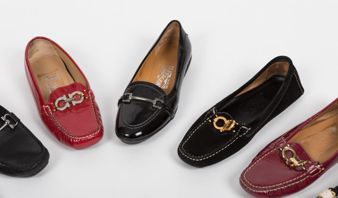 Salvatore Ferragamo - Ladies Shoes - Size 6 - 3