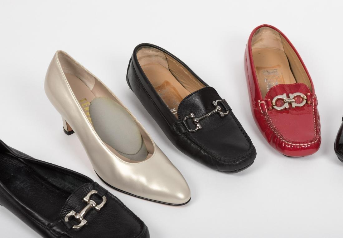 Salvatore Ferragamo - Ladies Shoes - Size 6 - 4