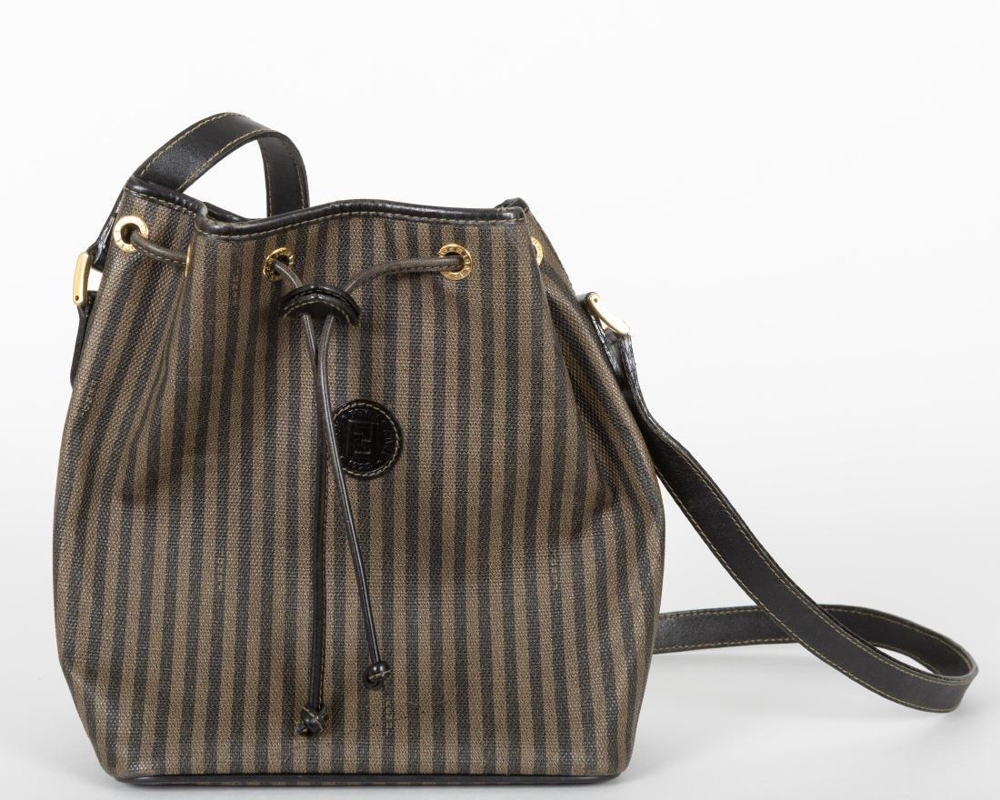 Fendi Drawstring Handbag