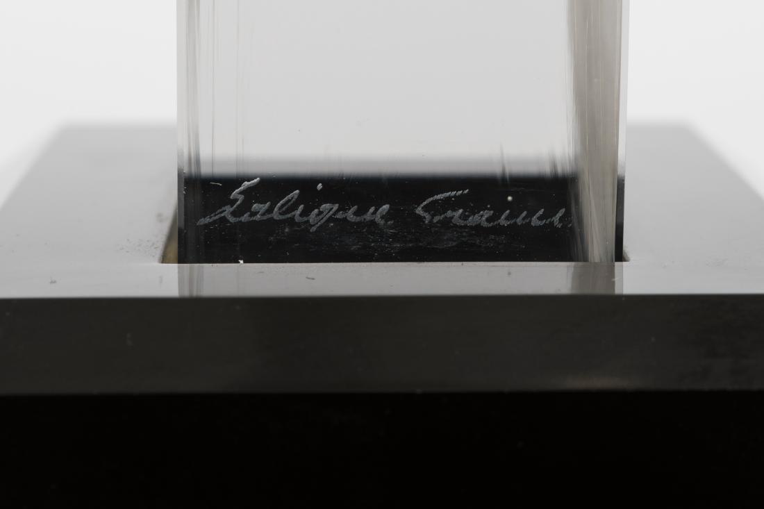 Lalique - Vierge a L'enfant Intaglio - 4