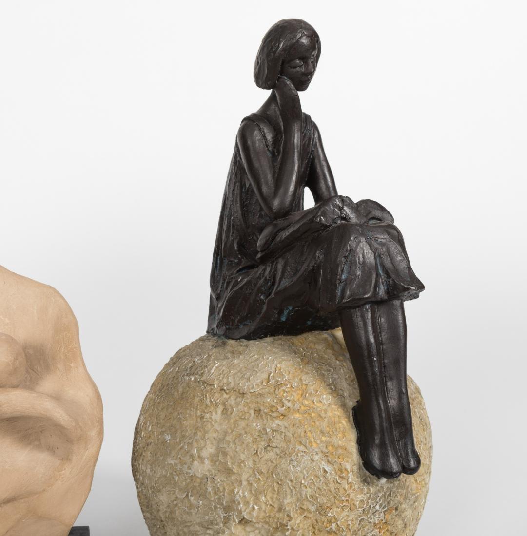 Four Composition Sculptures - 2