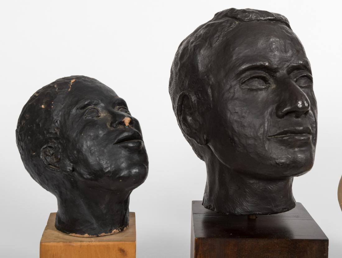Four Composition Sculptures - 4
