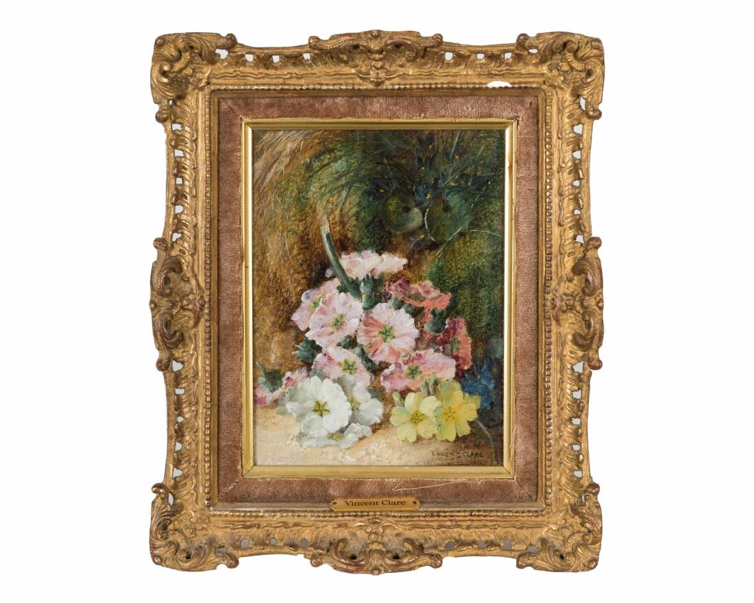 Vincent Clare - Oil on Canvas
