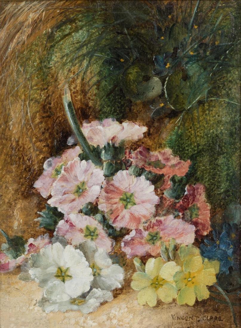 Vincent Clare - Oil on Canvas - 2