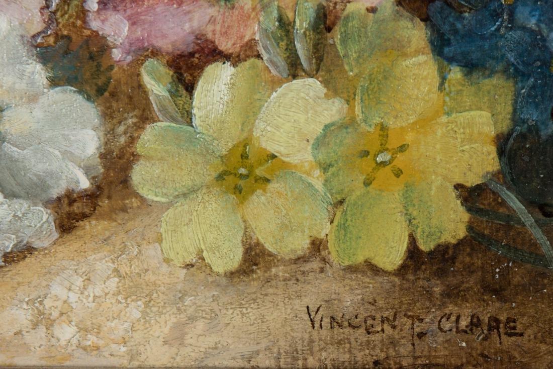 Vincent Clare - Oil on Canvas - 4