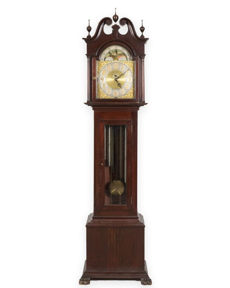 Tiffany and Co. Grandfather Clock