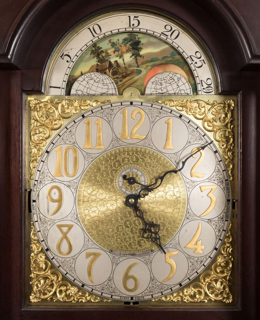 Tiffany and Co. Grandfather Clock - 3