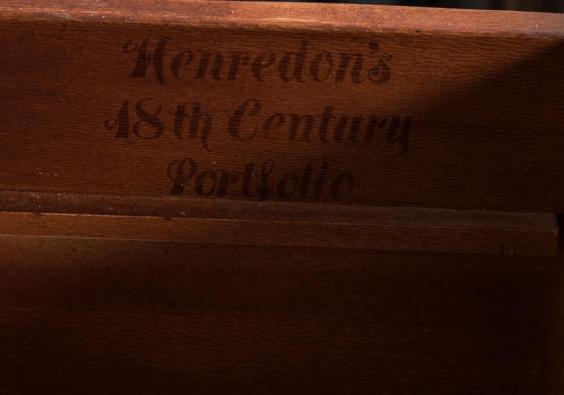 Henredon Banded Mahogany Dresser - 4