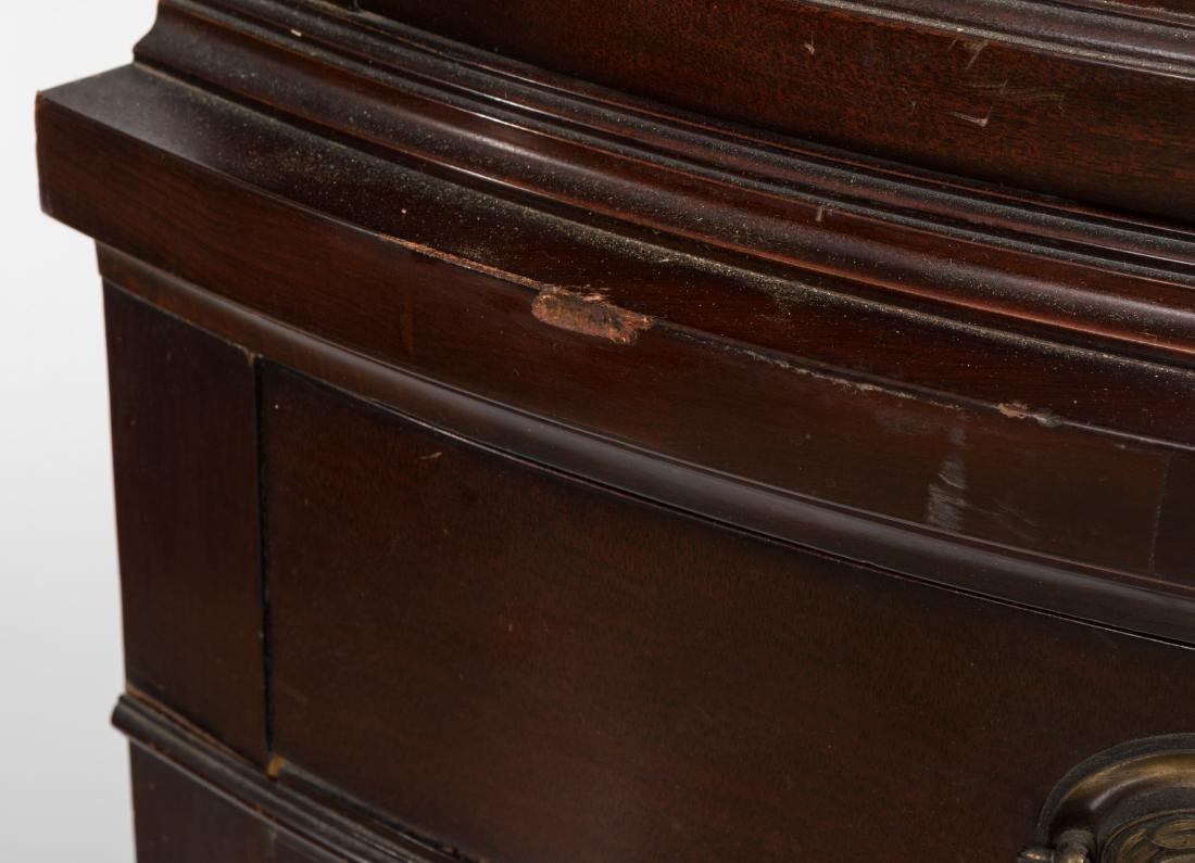 Pair Drexel Travis Court Corner Cabinets - 3