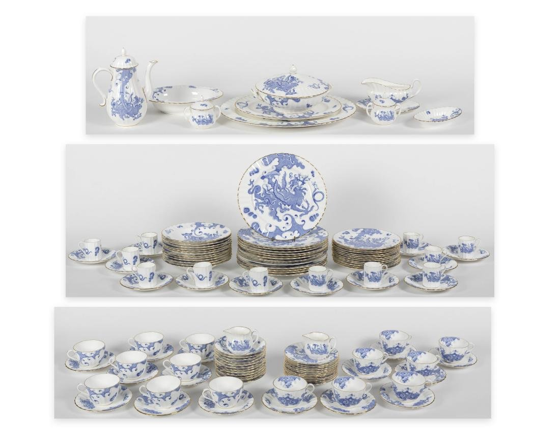 127 Piece Royal Worcester Dinner Set
