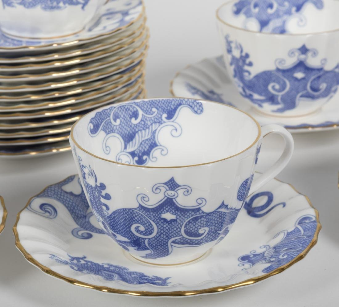 127 Piece Royal Worcester Dinner Set - 6