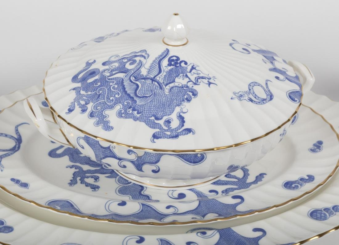 127 Piece Royal Worcester Dinner Set - 7