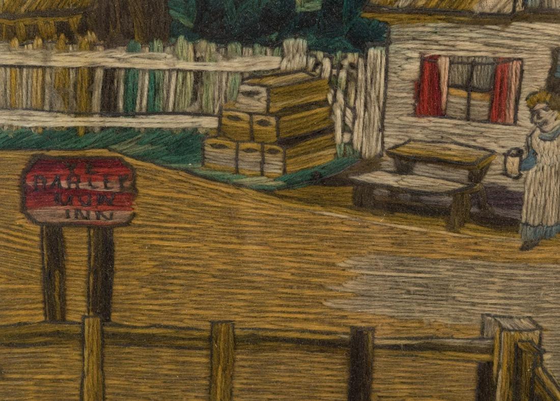 Needlepoint - Country Scene - 3