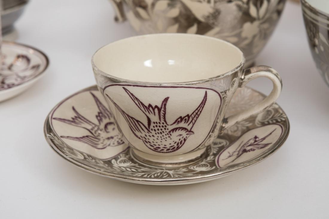 Large Group English Soft Paste Porcelain - 2