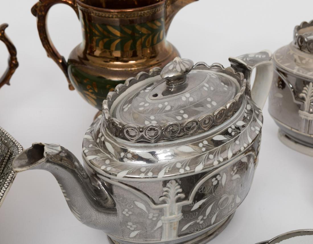 Large Group English Soft Paste Porcelain - 3