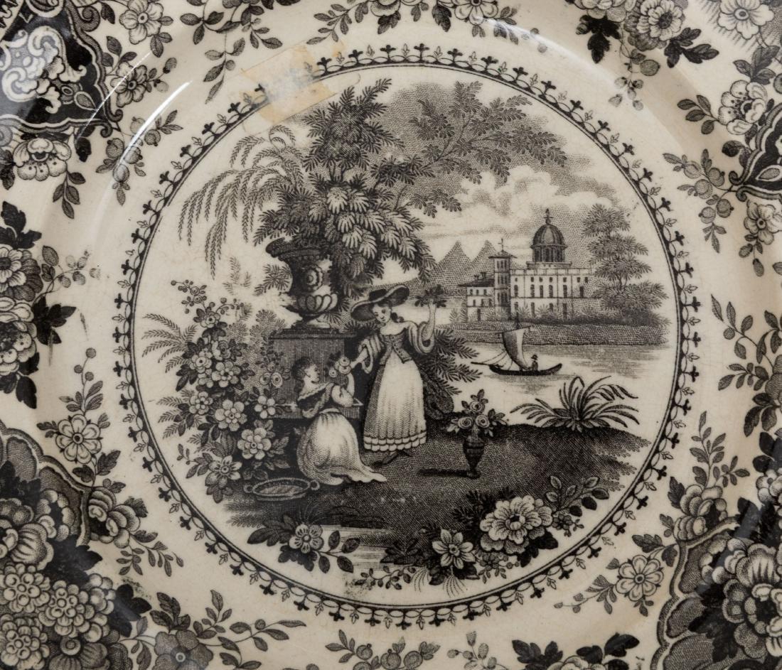 Large Group English Soft Paste Porcelain - 6