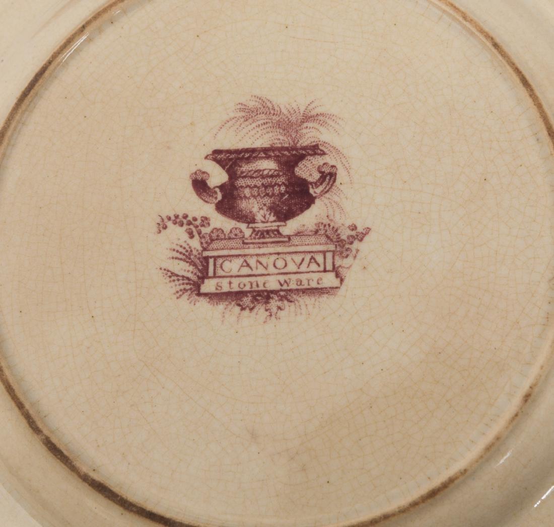 Large Group English Soft Paste Porcelain - 8