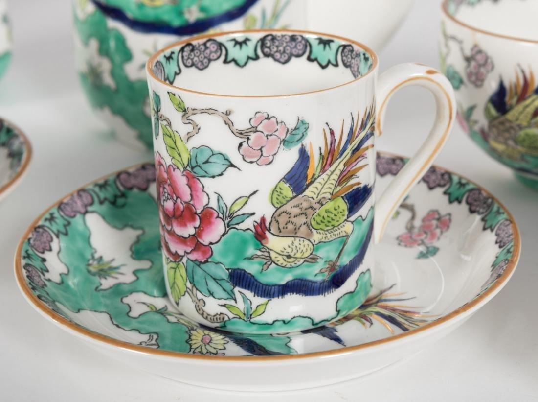 Staffordshire Bone China Tea Set - 19 Piece - 3