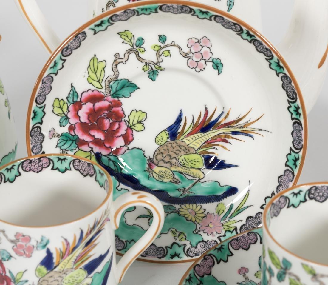 Staffordshire Bone China Tea Set - 19 Piece - 5