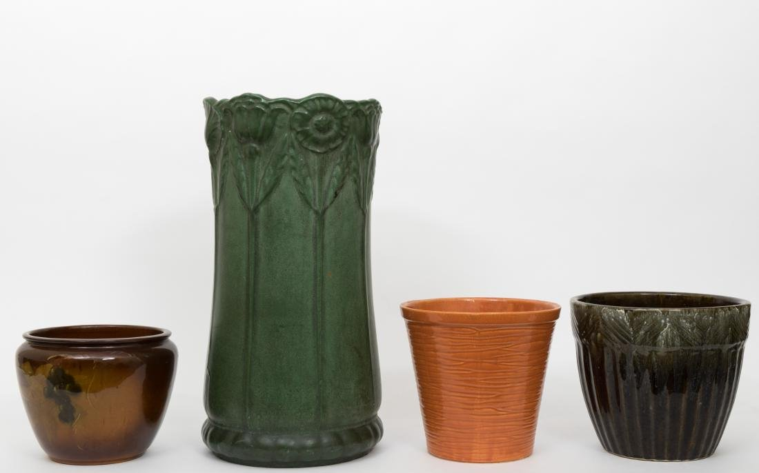 Group of American Pottery - Roseville