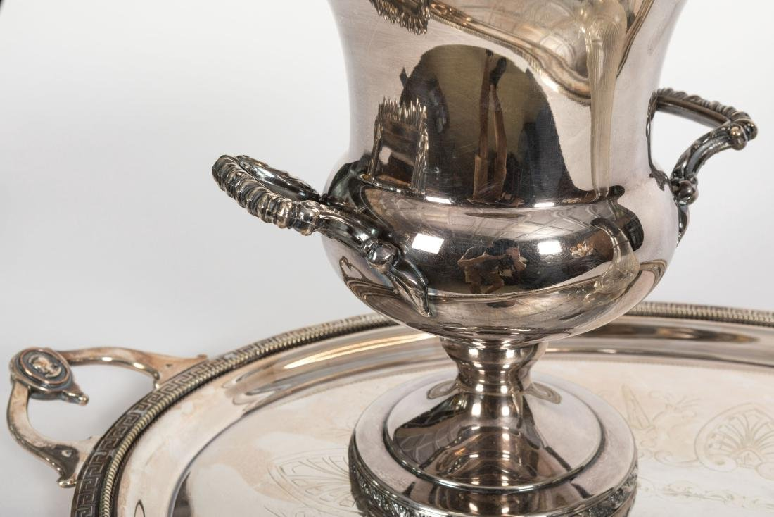 Group of Silverplate - 3