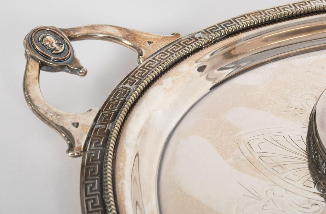 Group of Silverplate - 4