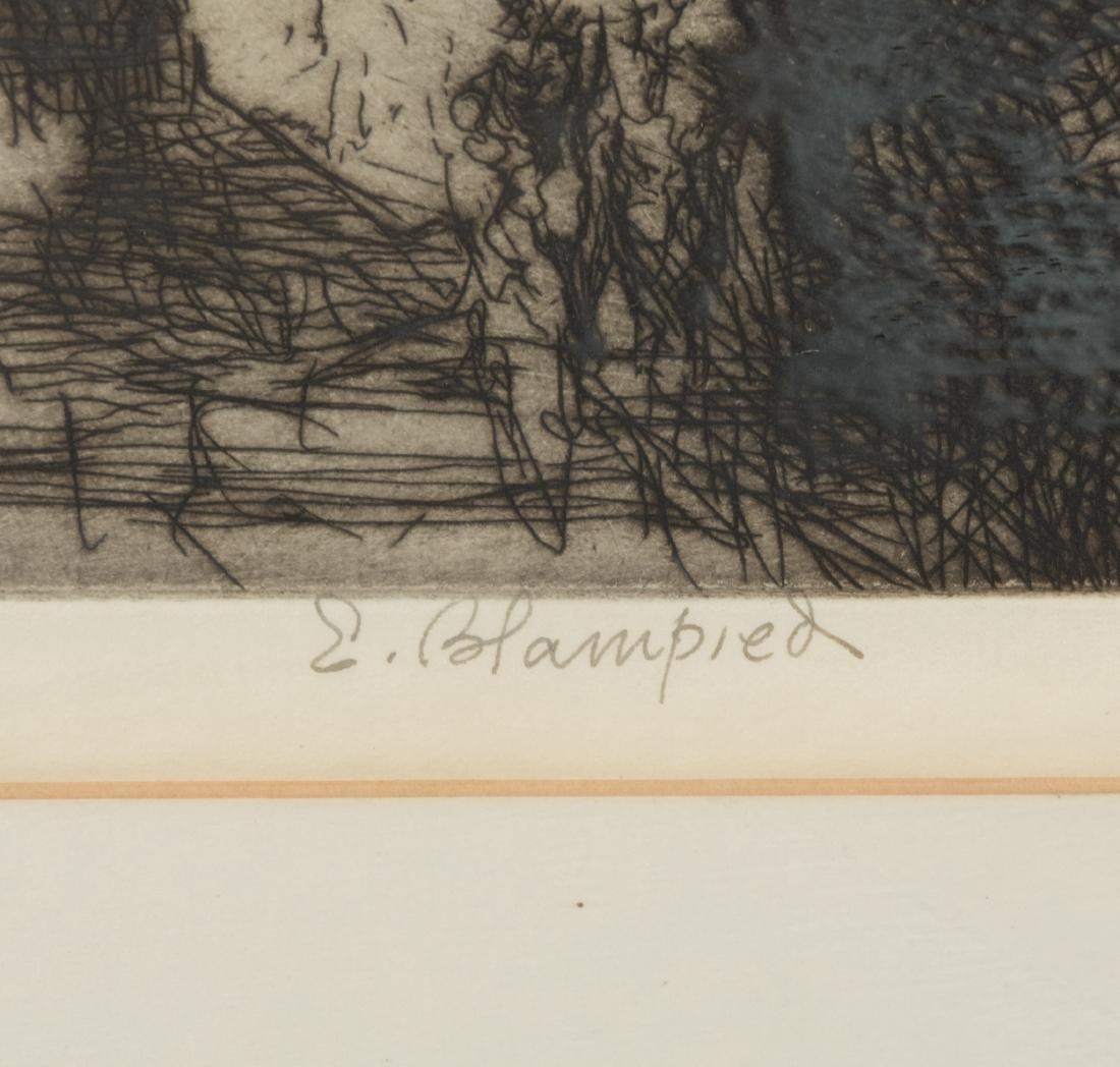 Edmund Blampied - Signed Etching - 3