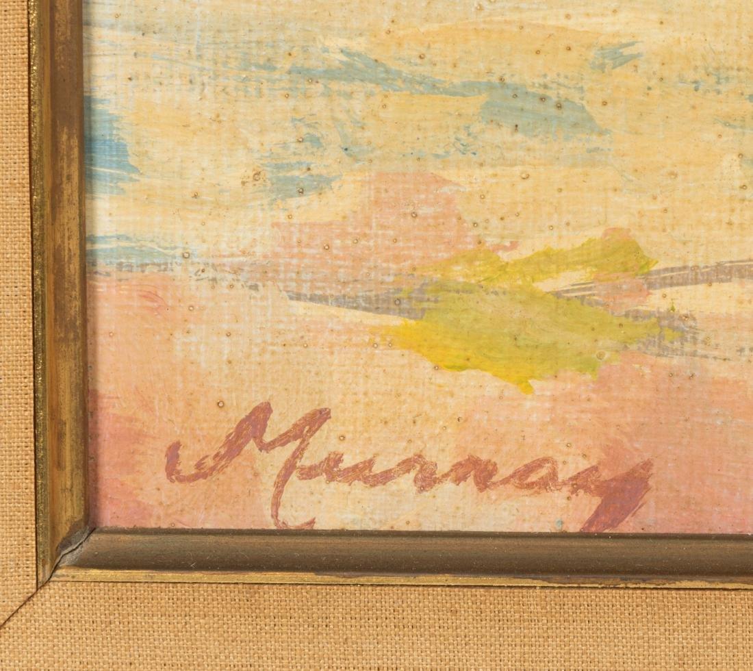 M. Murray - Still Life Oil on Board - 2