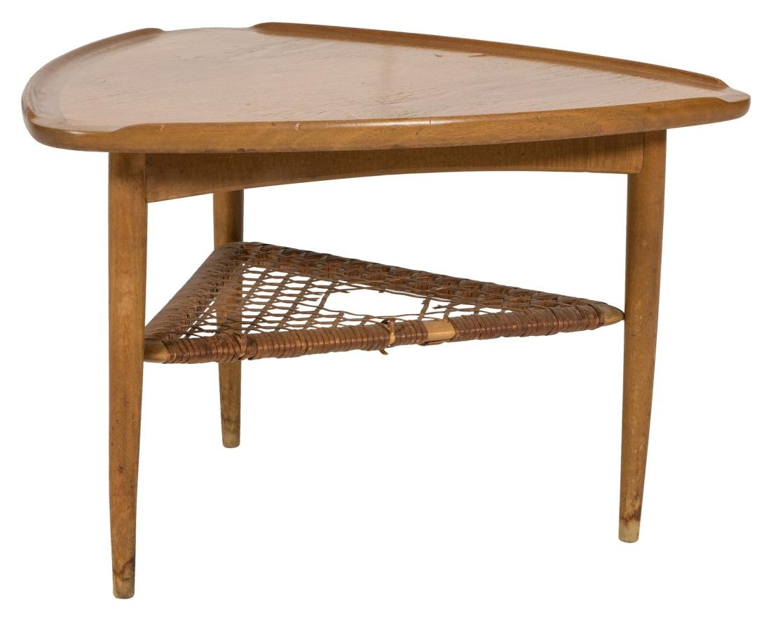 Kofod Larsen Triangle Side Table