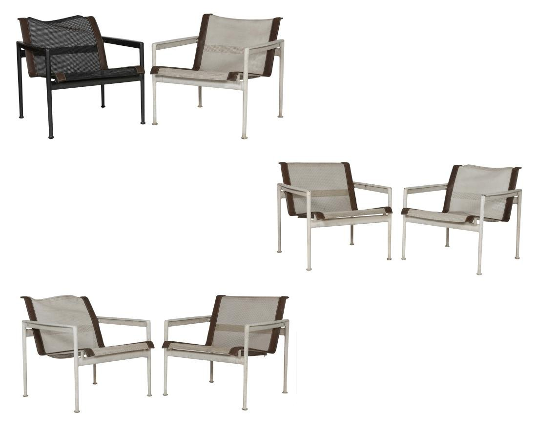 Richard Schultz for Knoll Chairs - Six