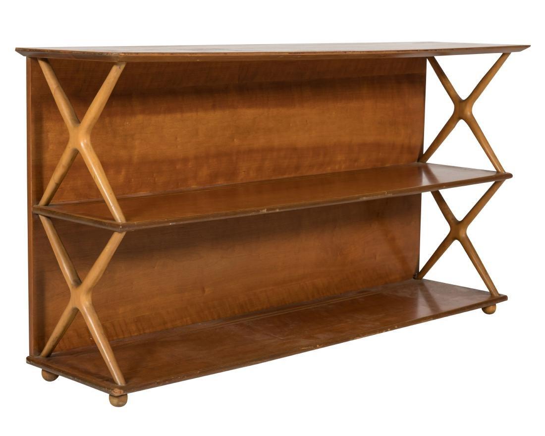 Renzo Rutili for Johnson Furniture Bookcase
