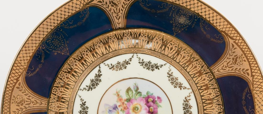 12 Royal China Service Plates - 2