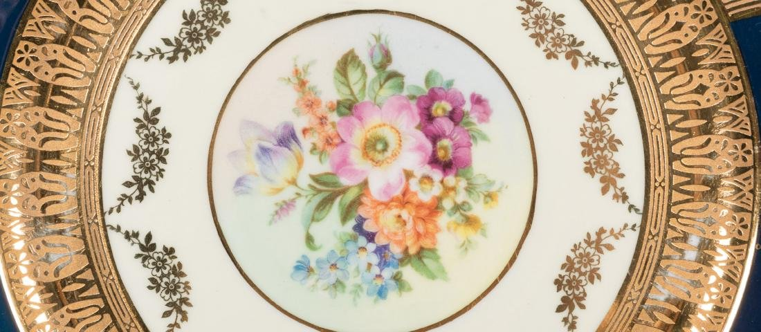 12 Royal China Service Plates - 3