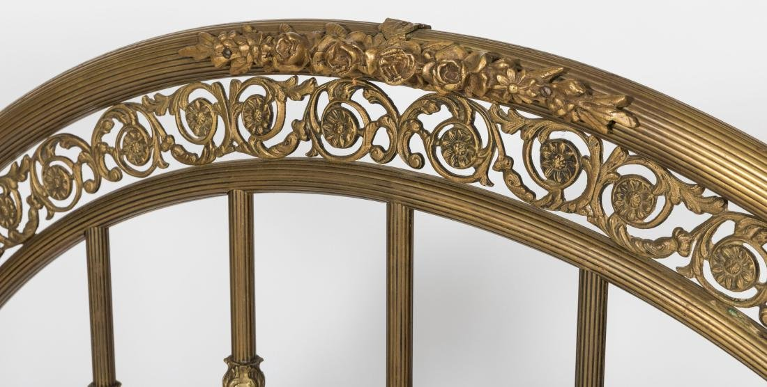 French Brass Bed - 3