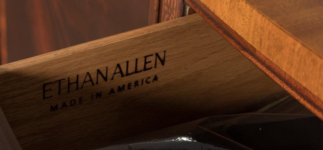 Ethan Allen Mahogany Sideboard - 4