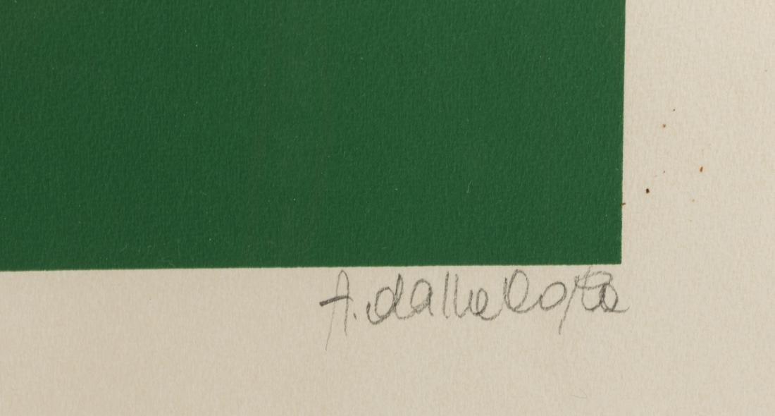 Two Amleto Dalla Costa Serigraphs - Signed - 4