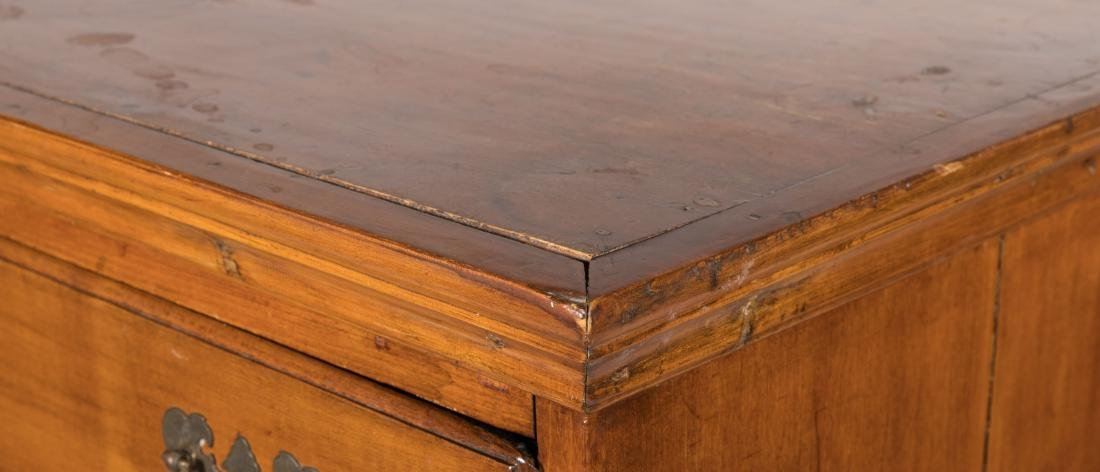 Antique Six Drawer Chippendale Chest - 3