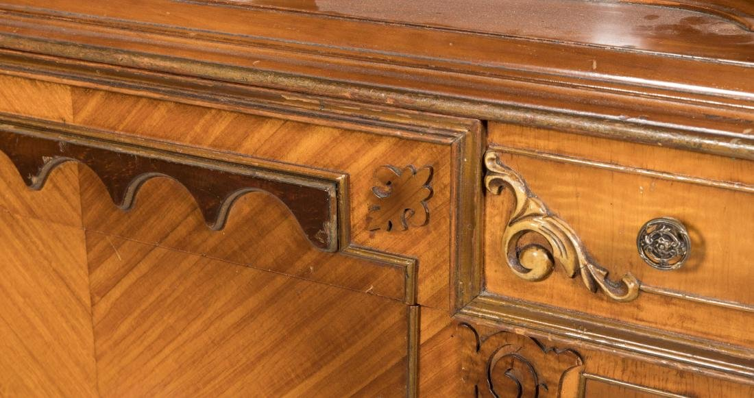 French Style High Chest - 2