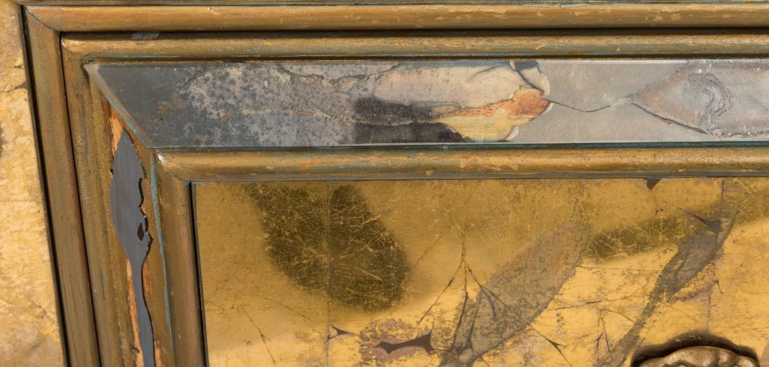 Venetian Mirrored Chest - 3