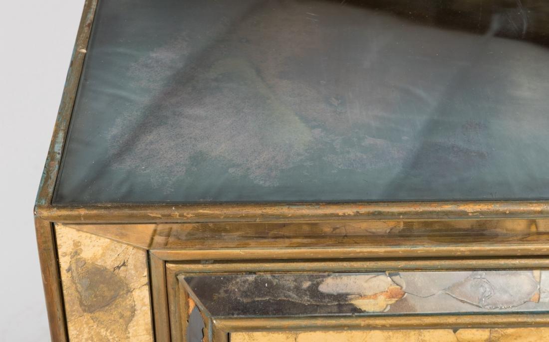 Venetian Mirrored Chest - 4