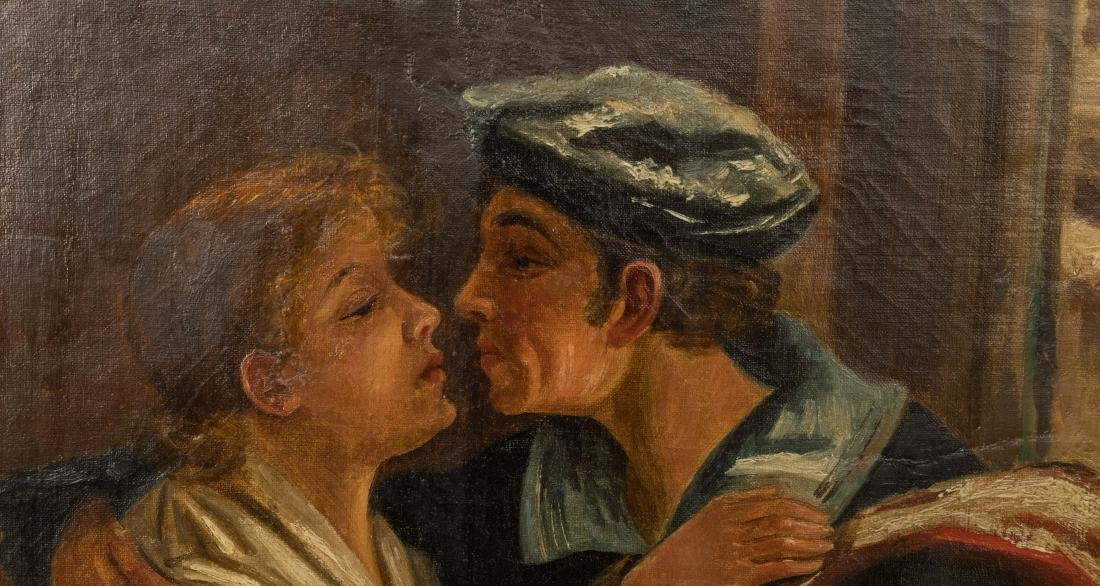 A. S. Solomon - Oil on Canvas - 4