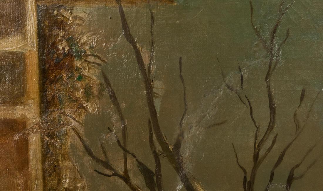 A. S. Solomon - Oil on Canvas - 5