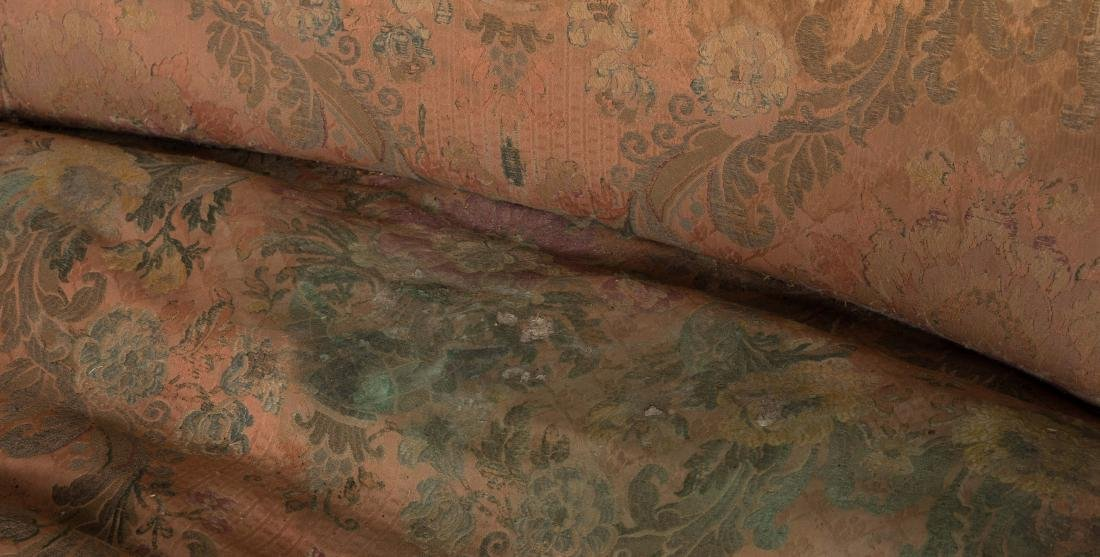 Pair French Style Victorian Loveseats - 2